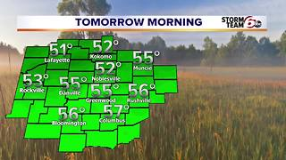 Comfortable and dry next few days. - Video