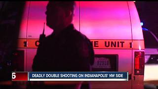 Two people shot, killed on Indy's northwest side - Video
