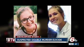 Sisters killed in suspected double murder-suicide were Roncalli alumnae - Video