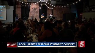 Pop Up Concert Benefits Bike Beyond Organization - Video