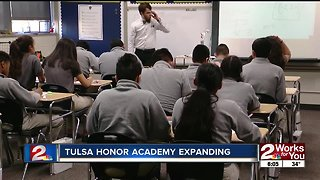 Tulsa Honor Academy expanding to high school
