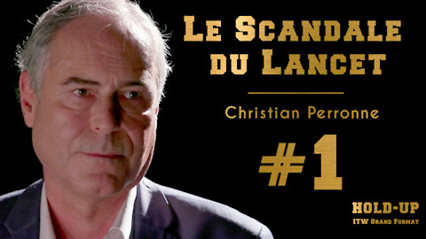 #1 HOLD-UP : ITW Grand Format : Christian Perronne