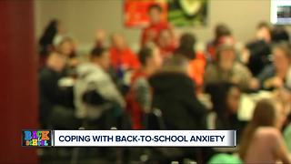 Dealing with back-to-school anxiety for kids