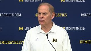 Michigan using long rest week to refocus on NCAA Tournament - Video