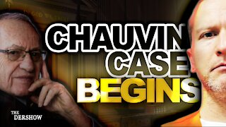 The Chauvin Case Begins