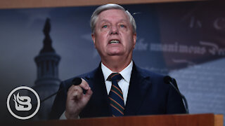 Lindsey Graham Explodes Over Congress Being Stormed and Capitol Police Not Being Prepared