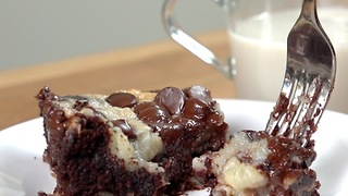 Try out this tasty Earthquake Cake recipe - Video