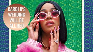 Cardi B reveals her dramatic wedding plans - Video