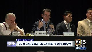 Community forum held for Trent Franks replacement