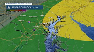 Severe Storms Possible Again