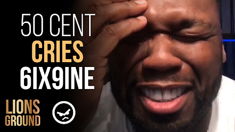 50 Cent Cries After 6ix9ine Clown Him?