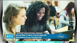 Be a Youth Mentor - Minds Matter Colorado