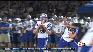 HIGHLIGHTS: Zionsville 30, Hamilton Southeastern 10 - Video