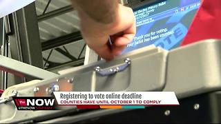 Online voter registration coming soon to Florida - Video
