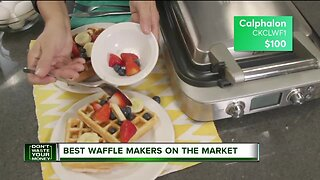 Dont Waste Your Money: Best waffle makers on the market