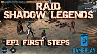RAID: Shadow Legends - Android APP GamePlay