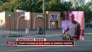 Seminole Heights Shooting Victim: Ronald Felton was church volunteer - Video