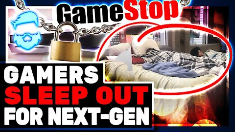 Gamestop DISASTEROUS PS5 & XBOX Series X Black Friday Sale! Thousands Wait In Line For 2 Units!