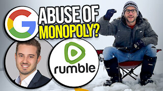 Rumbles anti-trust lawsuit against Google EXPLAINED - Viva Frei Vlawg
