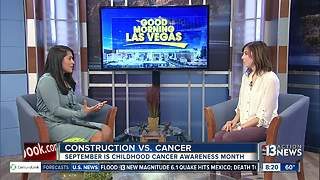 Construction vs. Cancer event raises money for children with cancer