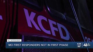KCFD chief: Firefighters should be in COVID-19 vaccine Phase 1 distribution