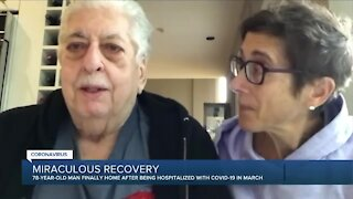 Miraculous recovery from COVID-19