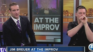 Jim Breuer at Palm Beach Improv this week - Video