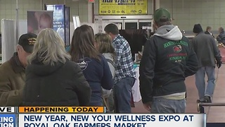 New Year, New You! Wellness Expo - Video