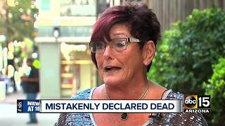 Americans mistakenly declared dead...while alive? - Video