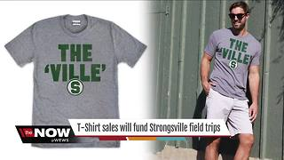 Strongsville schools have field trips paid for after partnering with local T-shirt company - Video