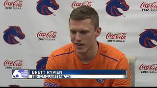 Brett Rypien has big expectations this year - Video