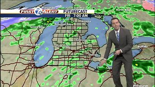 FORECAST: Wednesday Afternoon