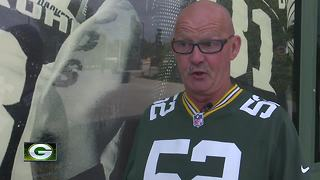 Packers fans at Lambeau react to Sunday's game and Clay Matthews call