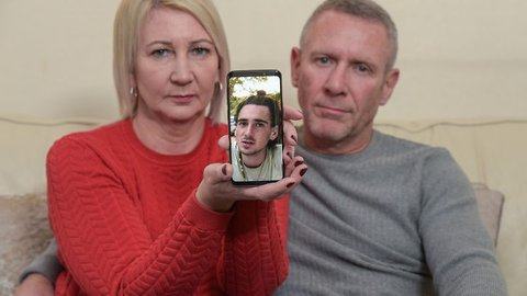 Desperate parents of British graduate who disappeared in Spain after missing flight home issue heartbreaking plea for information after 24-day hunt