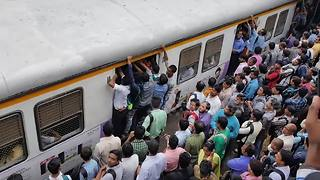 People In India Definitely Have A Worse Commute Than Yours  - Video