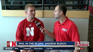Phil In The Blank: Andrew Bunch - Video