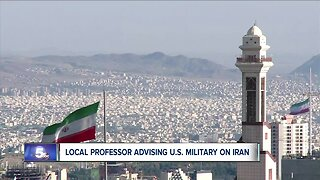 University of Akron professor who advises military says Iran could launch cyber attacks