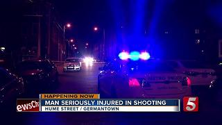 1 Injured In Germantown Shooting - Video