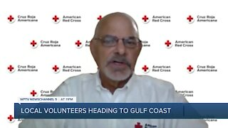 Red Cross volunteers from South Florida head to Panhandle to help with Hurricane Sally