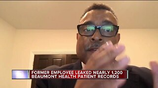 Investigation launched after former Beaumont employee steals information from nearly 1,200 patients