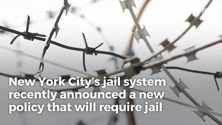 New York Changes Jail Rules To Accommodate Transgender Inmates. What Could Go Wrong? - Video