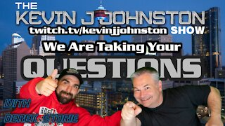 The Kevin J. Johnston Show Q & A
