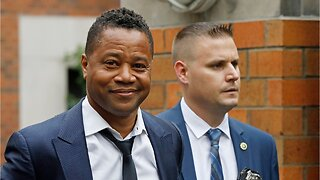 Cuba Gooding Jr. charged in Manhattan groping incident