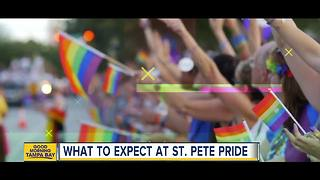 St. Pete Pride offers new family friendly zone on parade day