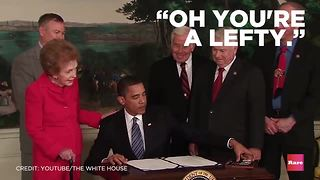 6 Truths About Lefties - Video