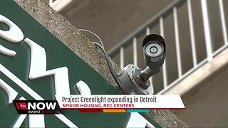 Community hoping Project Green Light expands to residential buildings - Video