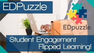 Engage Students Today and Flip your classroom - How to use Edpuzzle - Video