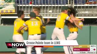 Grosse Pointe baseball team in Little League World Series - Video