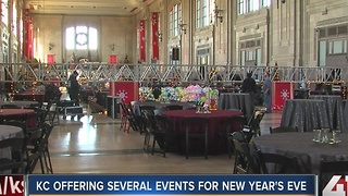 New Year's Eve events happening in Kansas City - Video