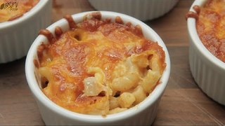 Queso Mac & Cheese - Full Recipe - Video